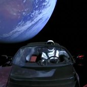 What the Starman's Crazy Journey Stands for